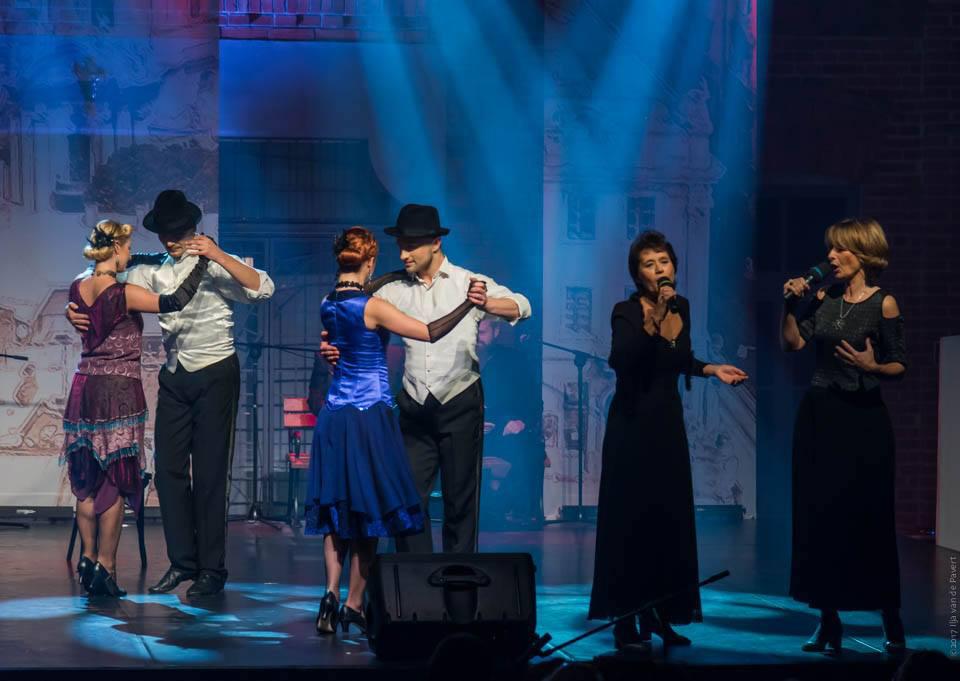 Cwajer tango
