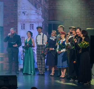 """Spektakl """"Sen o Lwowie"""" – Premiera – 1.12.2017 Muzeum AK w Krakowie"""