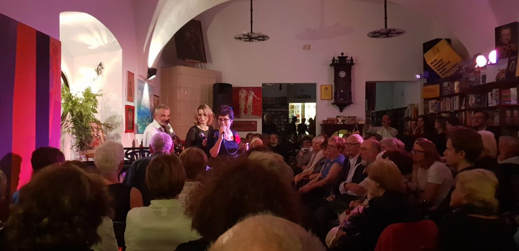 "Koncert ""L'air du temps"" Kraków, Kurant 13.10.2018"